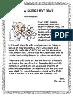 gr1 parent letter unit 2