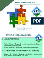 2 1 Entorno Organizacional