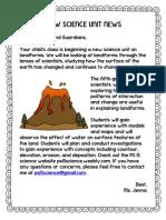 gr5 parent letter unit 2