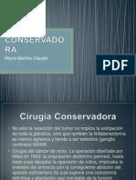 CIRUGÍA CONSERVADORA