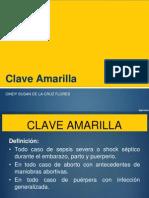 Clave Amarilla