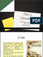Diapositivas Cine y Literatura