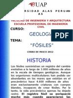 EXPOSICION - FOSILES