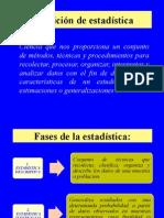 Estadística Unidad I