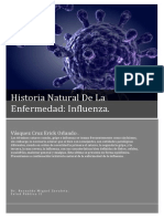 Historia Natural de La Enfermedad Influenza 1
