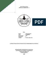 laporan ANATOMI KADAL