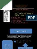 Relacion Juridica Procesal Expo