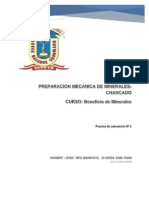 PREPARACION MECANICA DE MINERALES- CHANCADO.docx