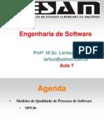 Aula 12 - Engenharia de Software