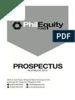 PhilEquity Prospectus