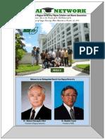 Meidai Network Magazine 2014