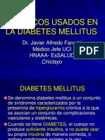 6- Farmacos Usados en La Diabetes Mellitus Ecia 2012