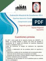 Resultados_PELA_QUECHUA_Ayacucho_2011 (2012).pptx