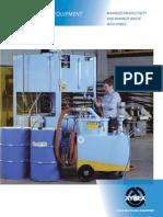 Fluid Recycling Equipment w