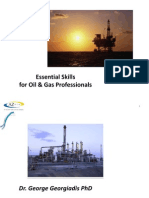 Essential Skills for Oil & Gas Professionals Nov 2014 Day 1a