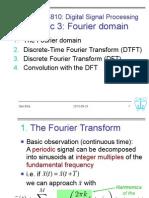 Fourier stuff