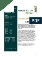 Monsanto Report
