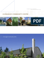 Glen Eagles Community Centre Case Study