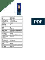 KKN Biodata