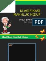 klasifikasi MAKHLUK HIDUP final.pptx