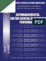 SD 3 2007 Selfmanagementul