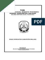 Tor Insentif Kader 2012 Dian