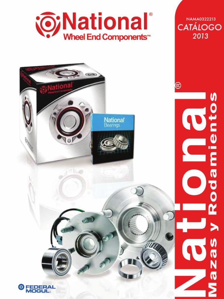 Enroscarse rodamiento de ruedas delantero Ford Ranger 4wd 2003-2009 ABS sensor Mercury Mountaineer