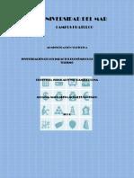 Investigación de Los Impactos Económicos de Los Viajes y Turismo