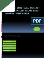 tugas macros Dedi Arif Setiawan (3401413033)