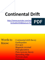 12 1continental drift