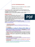 3.1. RS (MORAL ETICA Y RS) Responsabilidades