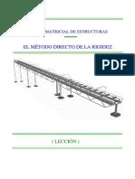 Calculo Matricial de Estructuras