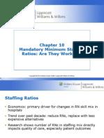 CH10- Mandatory Minimum Nursing Ratios- Are They Working(1)