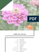 HayleyWard PhotoBook