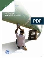 50 Tips Manual Processing