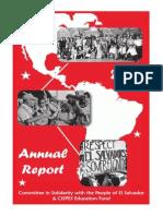 CISPES Annual Report 2014