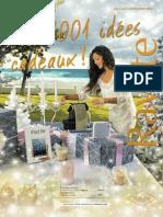 """Catalogue """"Mes 1001 idées cadeaux"""""""