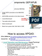 APG43 LMT Access Procedure