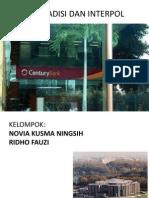 Ekstradisi & Interpol (Novia-ridho)