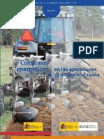 Consumos Energeticos Operaciones Agricolas Espana 05