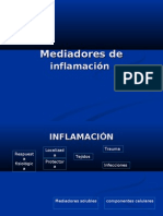 Mediadors de Inflamacion
