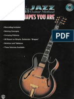 Herb Ellis - Jazz Guitar Method - All the Shapes You Are