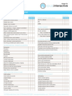 Data Center Checklist - Compare Data Centers to Find the Right Provider for YOU