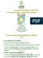 Middle East students Study in Australia