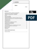 Discovery Motor TDI. Manual de Taller