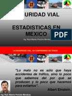 SEGURIDAD VIAL, NETWORKVIAL-MEXICO ESTADISTICAS
