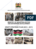 Draft Strategic Plan 2013 2017
