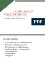 Economic Analysis of PD