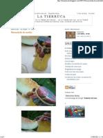 Mermelada de Melón