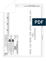 Is-3-Ps-647-103-e003 Rev02_schematics for Chp Wagon Tippler Mcc Room - Dcs Panels